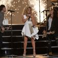 The Band Perry lors des 47e CMA Awards à Nashville, le 6 novembre 2013.