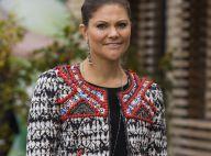 Victoria de Suède : Look urbain réussi pour une princesse en H&M !