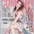 Amber Heard en couverture de Company.