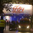 """Une explosion a eu lieu lors des préparations de la comédie musicale """"1789, les amants de la Bastille, au Palais des Sports de Paris, provoquant la mort d'une personne et en blessant une quinzaine d'autres, le 8 novembre 2013"""
