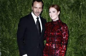 Julianne Moore : Beauté scintillante, elle éclipse Mary-Kate Olsen