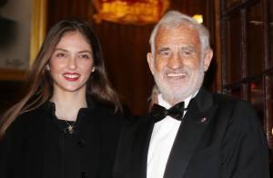 Jean-Paul Belmondo et sa petite-fille Annabelle : Ébahis par le show de Stella