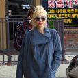 Exclusif - Gwen Stefani et Gavin Rossdale dans le quartier de Studio City. Los Angeles, le 18 novembre 2013.