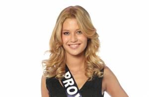 Miss France 2014 - Miss Provence : la bombe sous le charme d'une célébrité