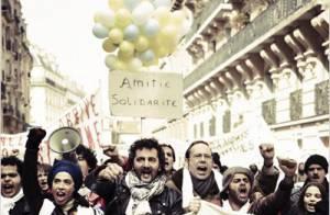 'La Marche' avec Jamel Debbouze, Lubna Azabal... ''Ce film dépasse le cinéma''