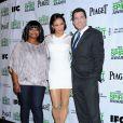 Octavia Spencer, Paula Patton et Josh Welsh aux nominations des Independent Spirit Awards au W Hotel Hollywood, Los Angeles, le 26 novembre 2013.