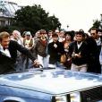 Roger Moore avec une Renault 11 dans Dangereusement vôtre (1985)