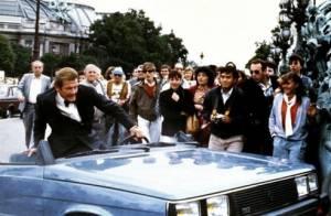 James Bond, Les Ailes du désir... Voitures cultes pour films cultes !