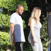 Kim Kardashian et Kanye West : Détendus pour Thanksgiving sous le soleil
