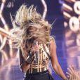 Beyoncé en concert à la Rogers Arena. Vancouver, le 1er décembre 2013.