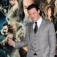 Luke Evans lors de l'avant-première du film Le Hobbit : La désolation de Smaug, à Los Angeles le 2 décembre 2013