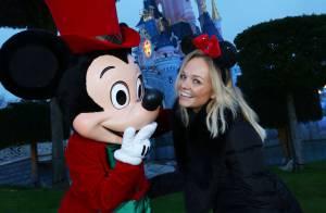Emma Bunton : Escapade à Disneyland Paris avec son fiancé et leurs enfants !