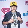Austin Mahone assiste au Jingle Ball 2013 de la station KIIS FM au Staples Center. Los Angeles, le 6 décembre 2013.