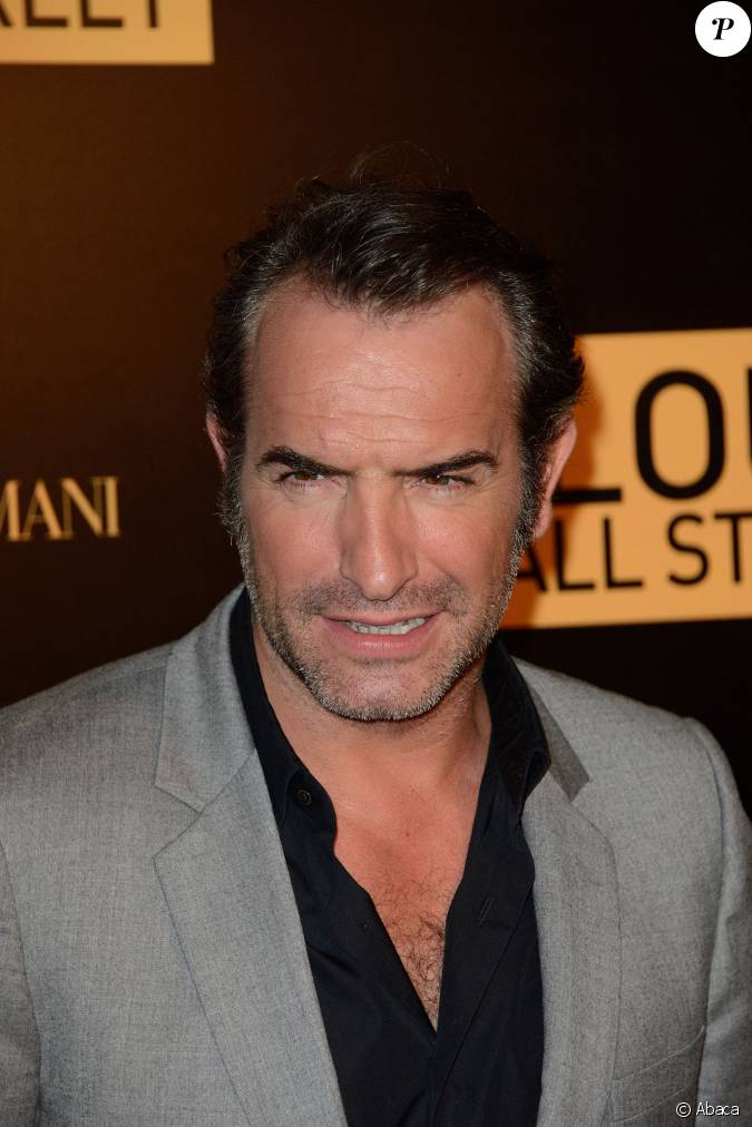 Jean dujardin l 39 after party du loup de wall street au for Jean loup dujardin