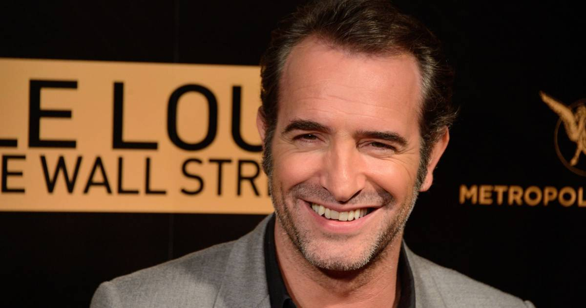 Jean dujardin c libataire et brillant face au loup for Jean dujardin interview