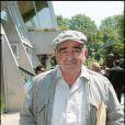 Jean-Louis Foulquier à Roland Garros à Paris en 2007.