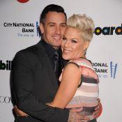 Pink : Femme de l'année radieuse et comblée avec son mari Carey Hart