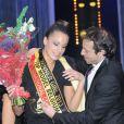 Exclusif - Philippe Candeloro - Finale de l'élection de Top Model Belgium à Mons en Belgique le 8 décembre 2013.