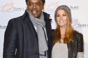 Anthony Kavanagh : Avec sa femme et Audrey Pulvar pour acclamer 12 Years A Slave