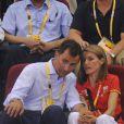 Felipe et Letizia d'Espagne