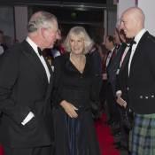 Stars et bimbos pour Charles et Camilla, ciné 3D pour William et Kate