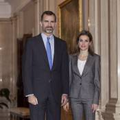 Letizia et Felipe d'Espagne : Un duo sérieux pour la Fondation Prince de Gérone