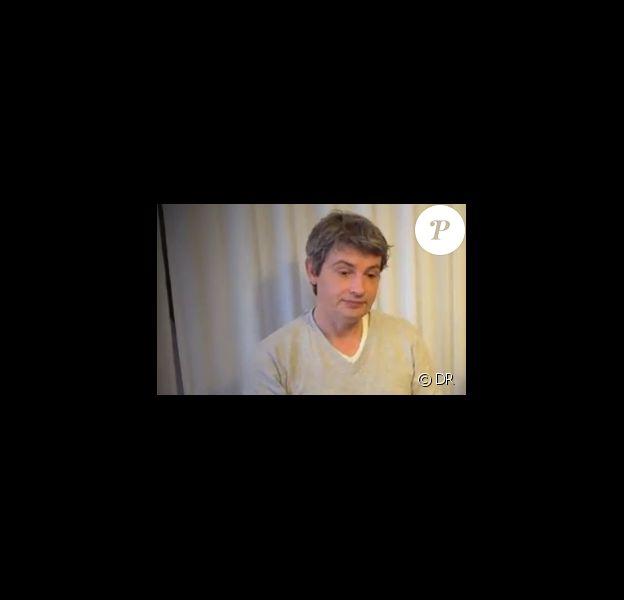 """Philippe Vasseur - Photo tirée de la vidéo d'annonce de la pièce """"Salle des professeurs"""""""