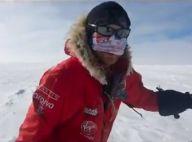 """Prince Harry, arrivé au pôle Sud : Ému, fier, et prêt pour """"quelques whiskies"""" !"""