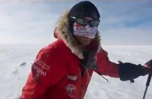 Prince Harry, arrivé au pôle Sud : Ému, fier, et prêt pour