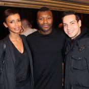 Sonia Rolland : La superbe actrice craque pour le Djibril Cissé styliste et DJ !