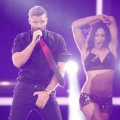Ricky Martin, récompensé : Déhanché sensuel et jeu de main coquin...