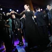 Valérie Trierweiler : Brahim Zaibat la fait danser à l'Elysée devant M. Pokora
