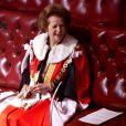 Margaret Thatcher à Londres le 20 juin 2001. L'ancien premier ministre britannique est mort le 8 avril 2013.