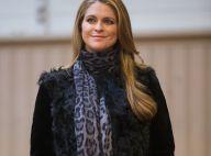 Princesse Madeleine : Enceinte de 6 mois et radieuse, de retour à Stockholm