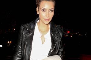 Kim Kardashian : Ciné en famille, déjeuner entre amis, elle n'arrête plus !