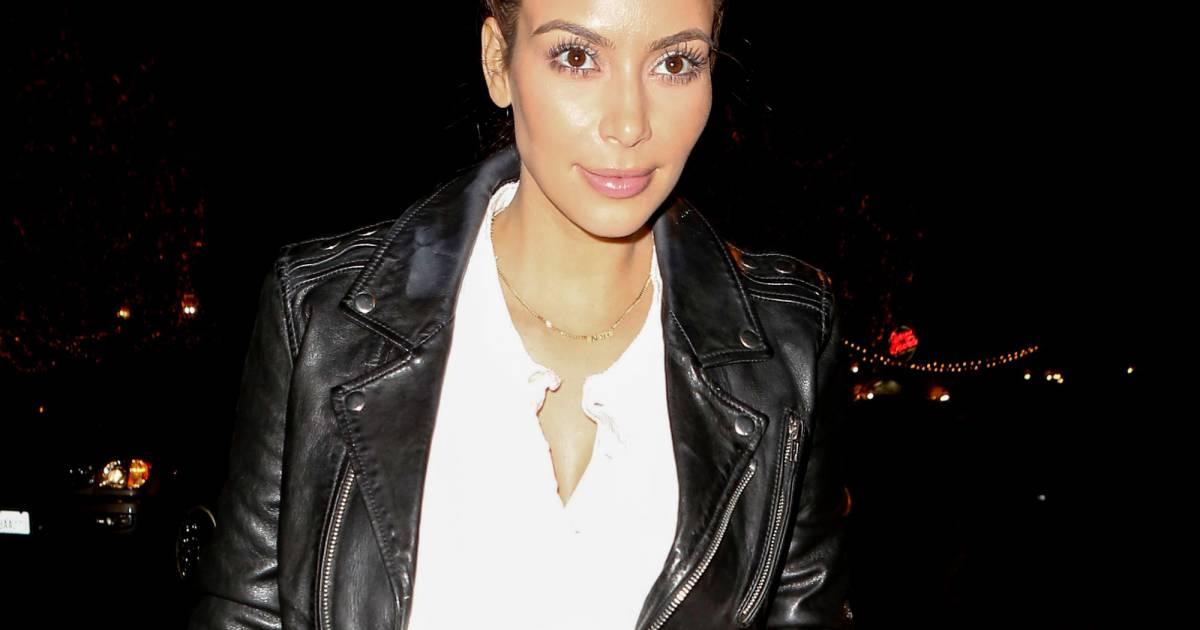 Kim kardashian cin en famille d jeuner entre amis for Dejeuner entre amis