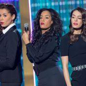 Amel Bent, Vitaa et Sofia Essaïdi : Bombes sexy pour chanter les tubes de 2013