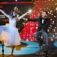 """Exclusif - Christophe Maé lors de l'enregistrement de l'émission """"Ce soir on chante les tubes 2013"""" diffusée le 3 janvier 2014 sur TF1 et présentée par Estelle Denis"""