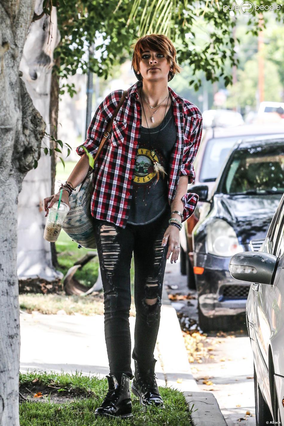 Paris Jackson à Los Angeles, le 1e juin 2013.