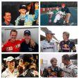 Sebastian Vettel a publié un montage de plusieurs photos où l'on retrouve le quadruple champion du monde à différentes étapes de sa carrière avec Michael Schumacher