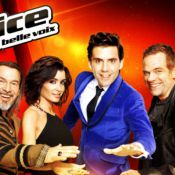 The Voice 3 - Mika bizuté par les coachs : 'On a foutu le bordel dans sa loge !'