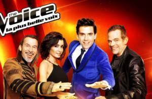 The Voice 3 - Mika bizuté par les coachs : 'On a foutu le bordel dans sa loge !'
