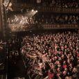 Exclusif - Concert caritatif de Johnny Hallyday au Trianon pour La Bonne Etoile, l'associationde sa femme Laeticia, à Paris le 15 décembre 2013.