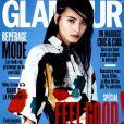Magazine Glamour du 31 décembre 2013.