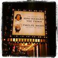 Rachel Nichols et Michael Kershaw, à Broadway.