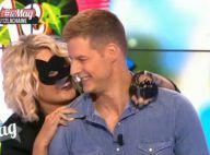 Caroline Receveur : Déguisée en Catwoman sexy, elle dévoile son tatouage...