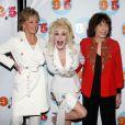 Jane Fonda, Dolly Parton et Lily Tomlin à New York, le 30 vril 2009.