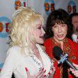 Dolly Parton et Lily Tomlin à New York, le 30 vril 2009.