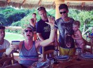 Neil Patrick Harris : Concours de margaritas devant son chéri et leurs enfants