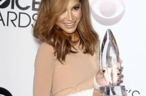 Naya Rivera : La bombe de ''Glee'', récompensée, s'offre un nouveau look